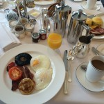 Fairmont St Andrews - Breakfast at The Squire