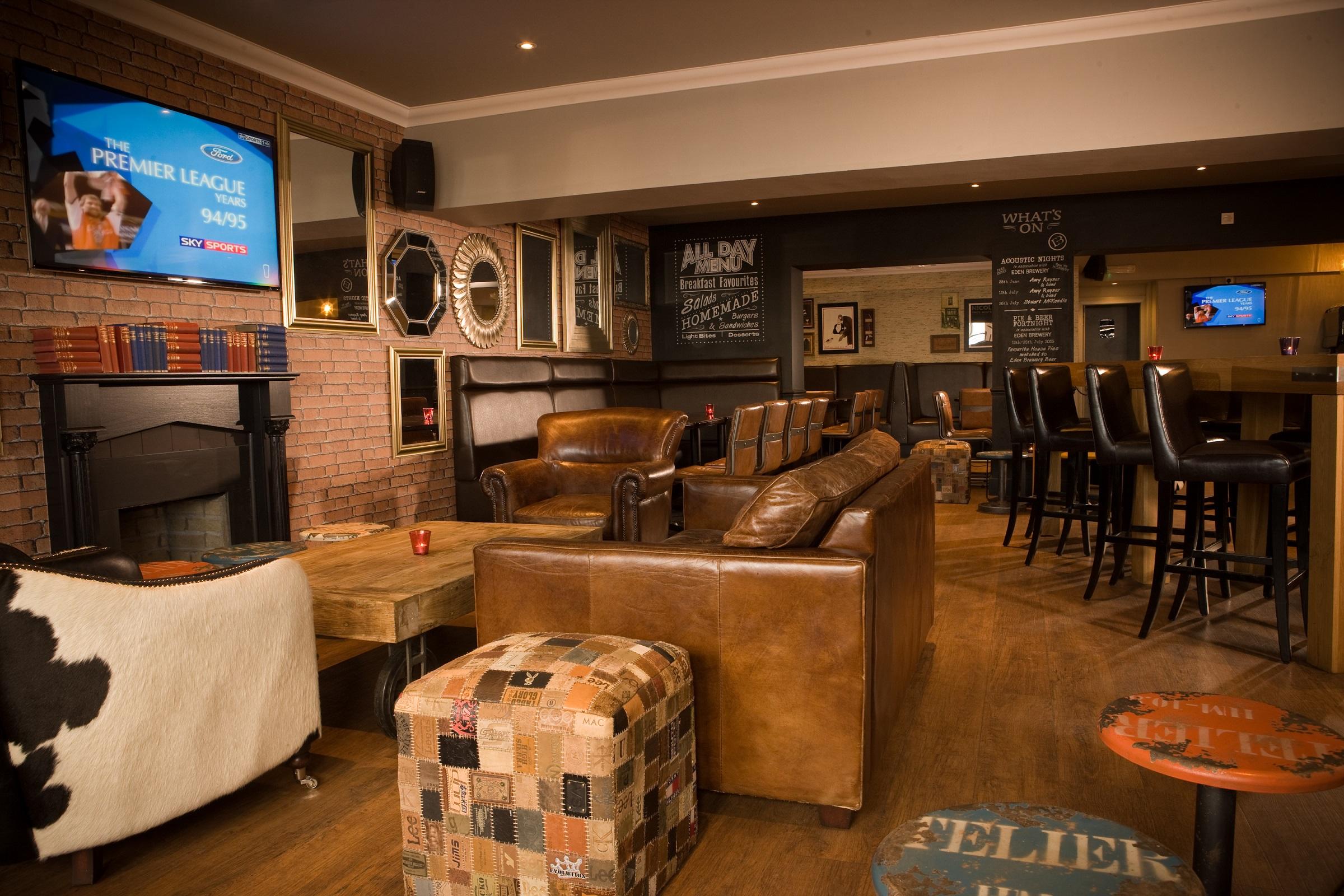 Ma Bells Pub Hotel du Vin St Andrews