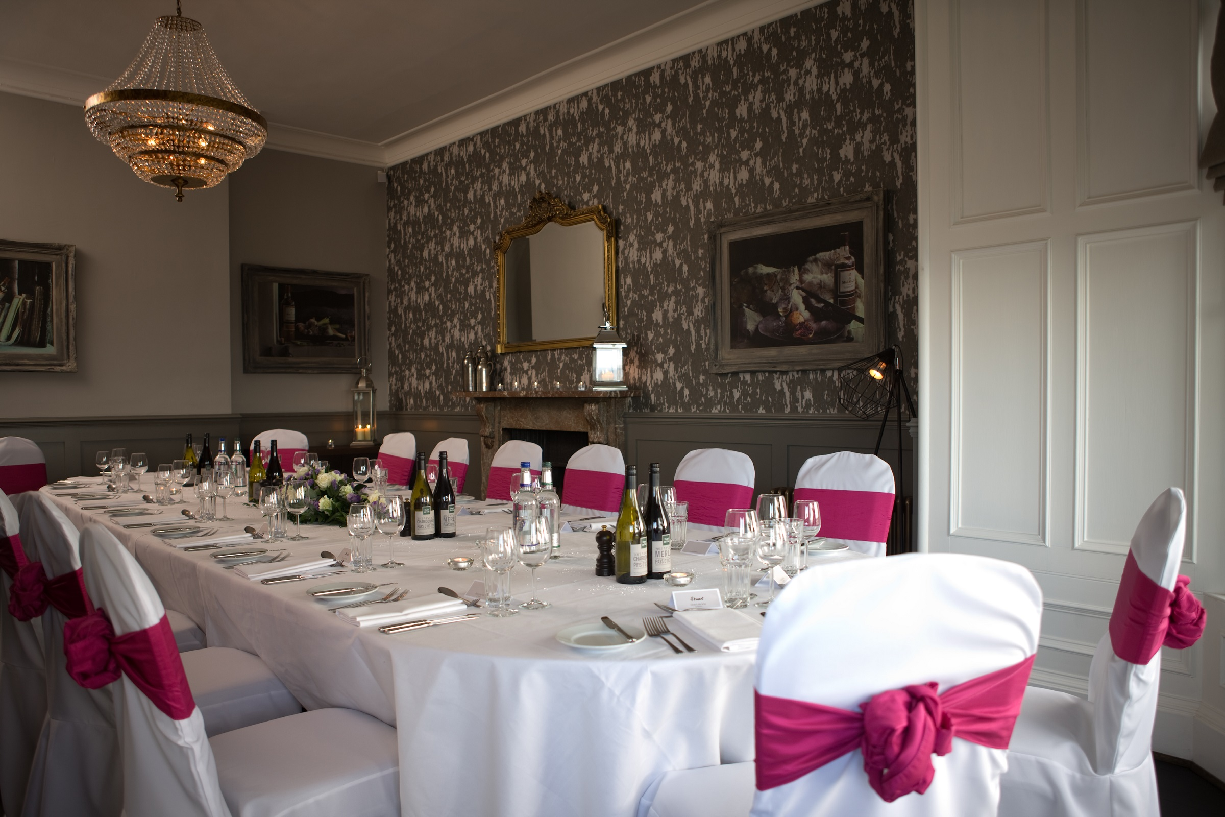 Macallan Boardroom Wedding at Hotel du Vin St Andrews