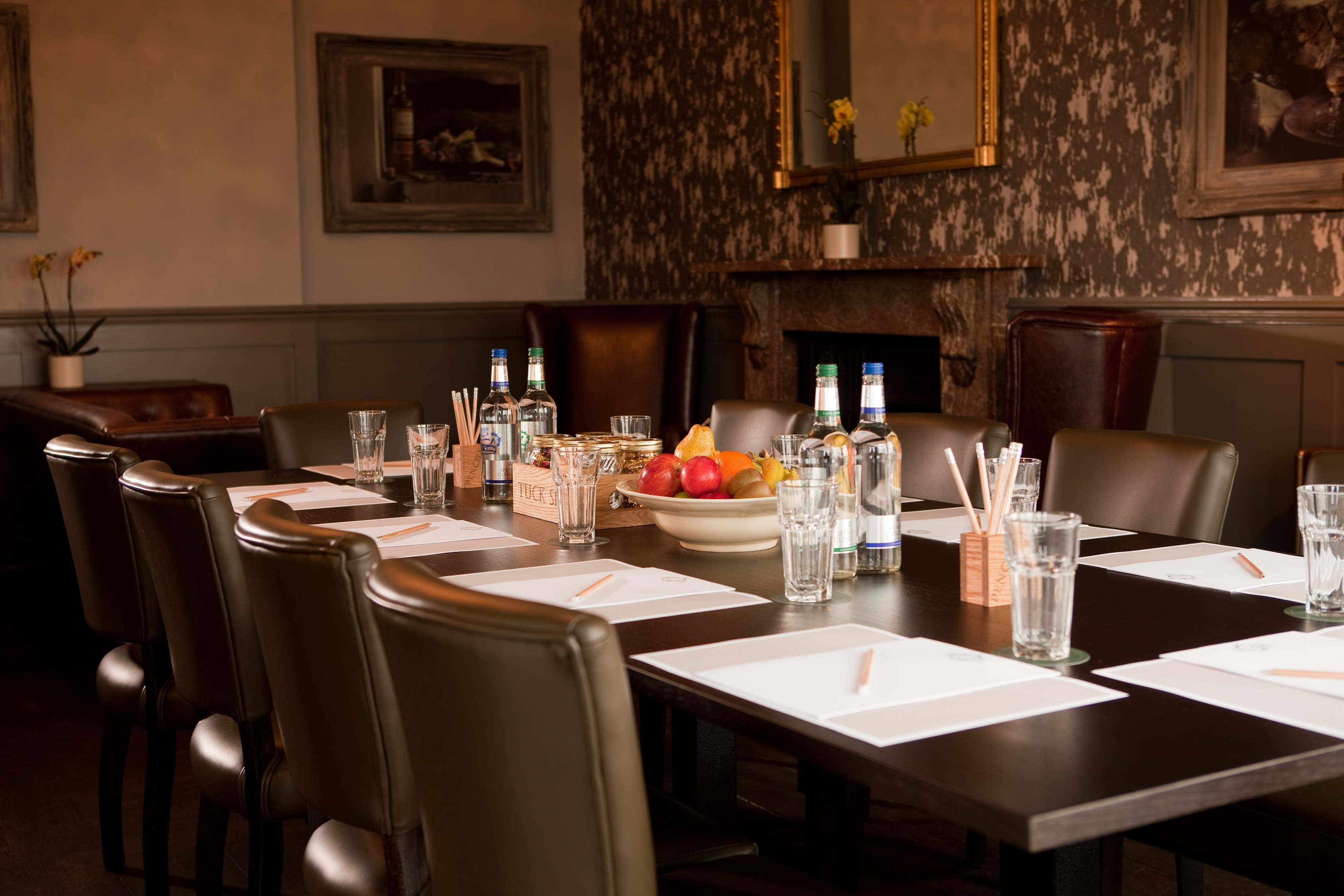 McCallan Boardroom - Meetings, events & private dining - Hotel du Vin St Andrews
