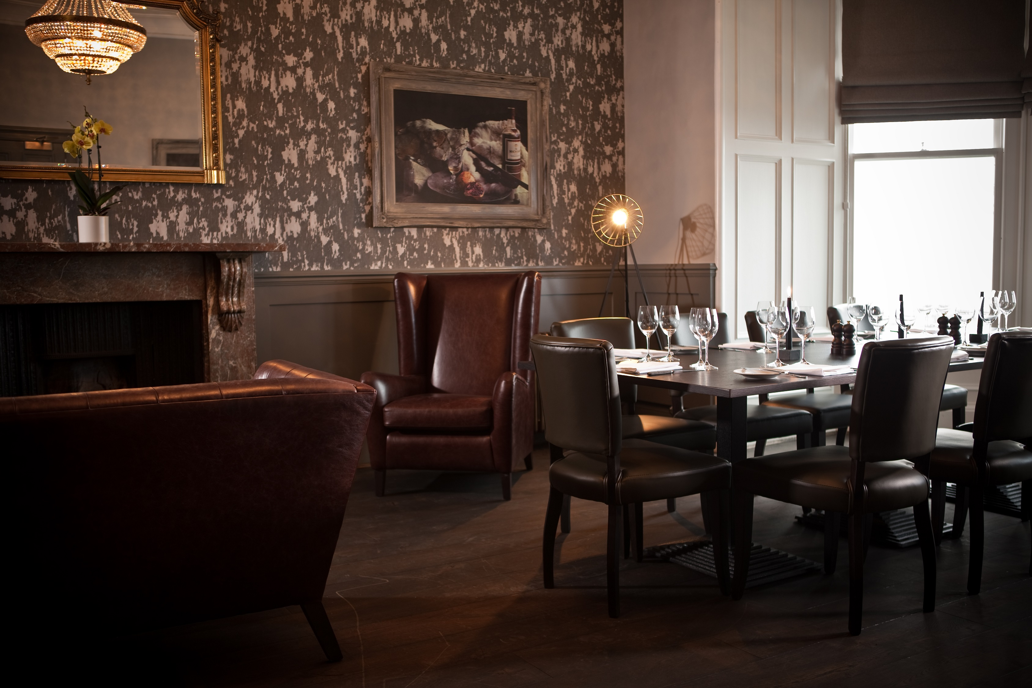 McCallan Private Dining at Hotel du Vin St Andrews