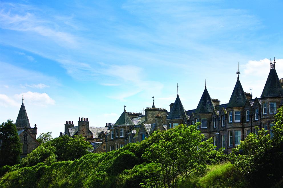 St Andrews Exterior - Hotel du Vin St Andrews