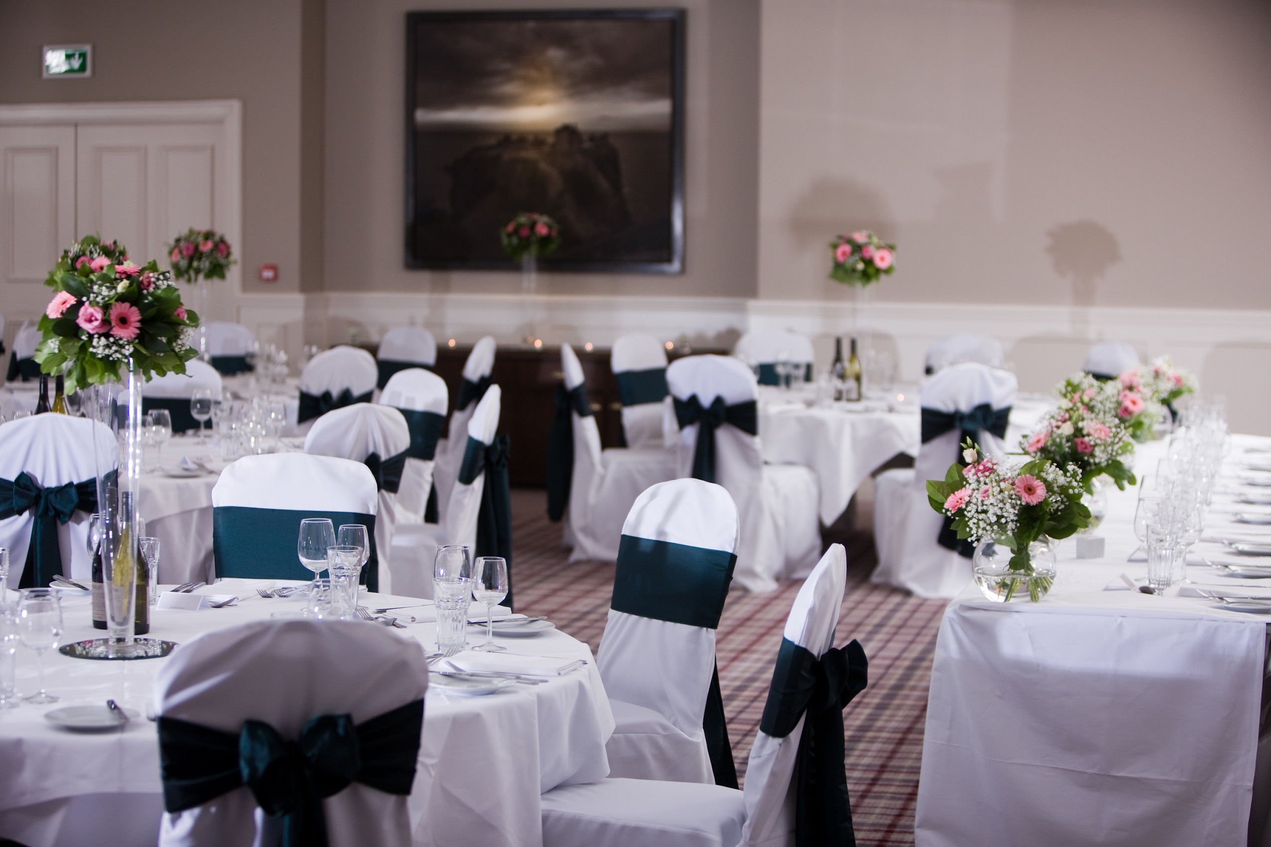 Wedding Ballroom at Hotel du Vin St Andrews