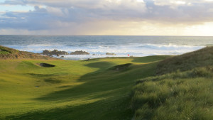 Cape Wickham - 10th Hole, Par 4 | Image via Cape Wickham Links