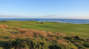Cape Wickham - 2nd Hole, Par 4 | Image via Cape Wickham Links