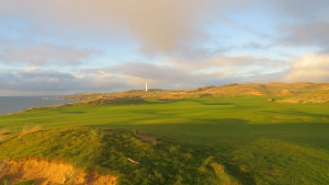 Cape Wickham - 4th Hole, Par 4 | Image via Cape Wickham Links