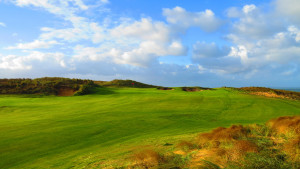 Cape Wickham - 6th Hole, Par 5 | Image via Cape Wickham Links