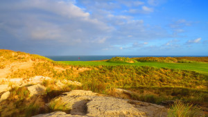 Cape Wickham - 9th Hole, Par 5 | Image via Cape Wickham Links