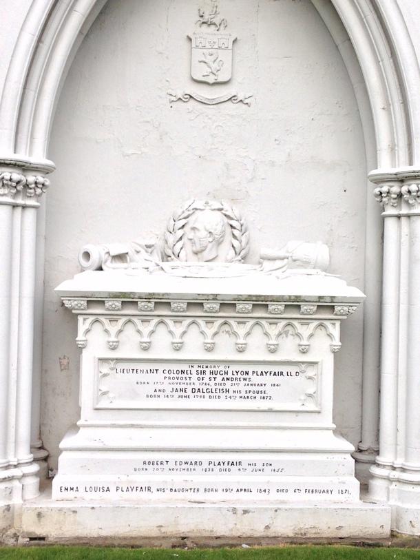 St Andrews Cathedral - Playfair & Jane Dalgleish