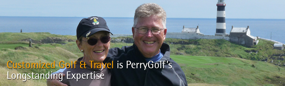 Customized Golf & Travel Vacations - PerryGolf.com
