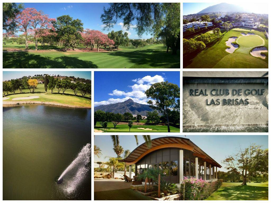 Las Brisas - Golf Course - Marbella, Spain - via Facebook