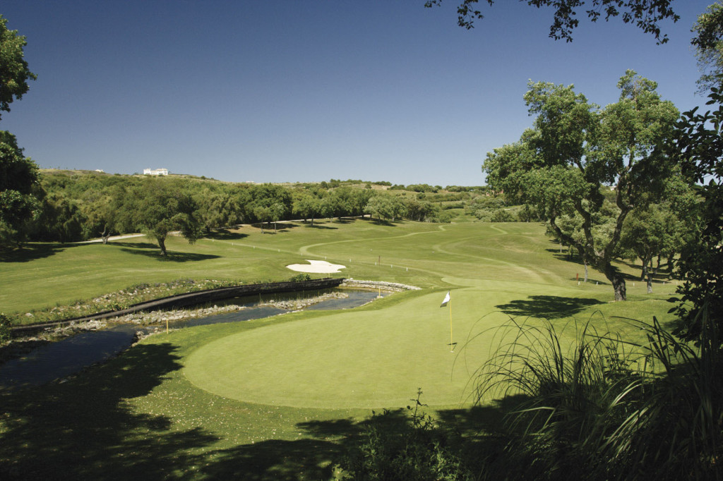 Valderrama Golf Club, San Roque Spain