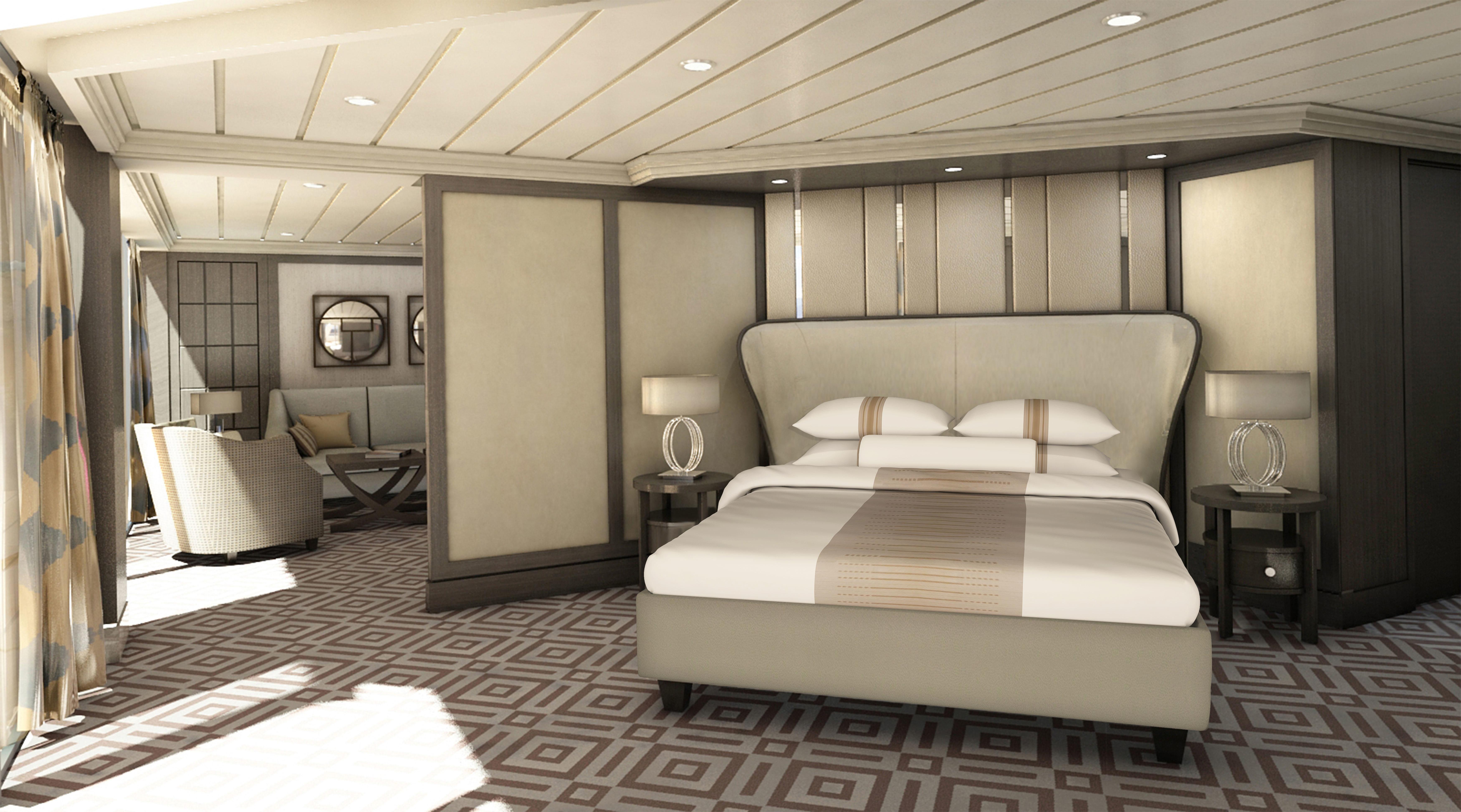 Owner Suite Bedroom
