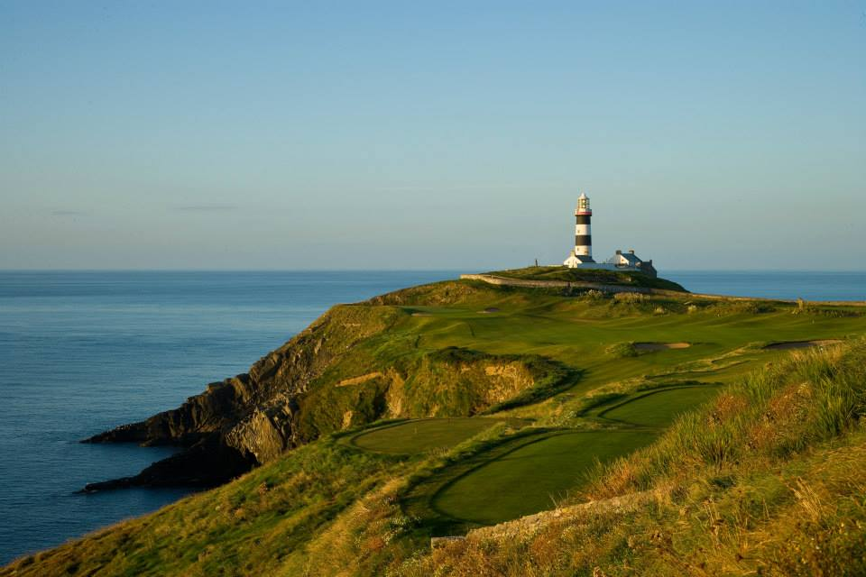 Visit Ireland during our Open Championship Golf Cruise and play Old Head Golf Links!