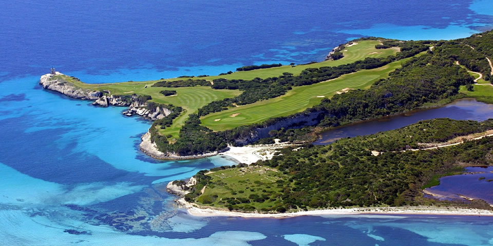 Visit Corsica on our 2017 Mediterranean Islands Golf Cruise and play Sperone Golf Club!