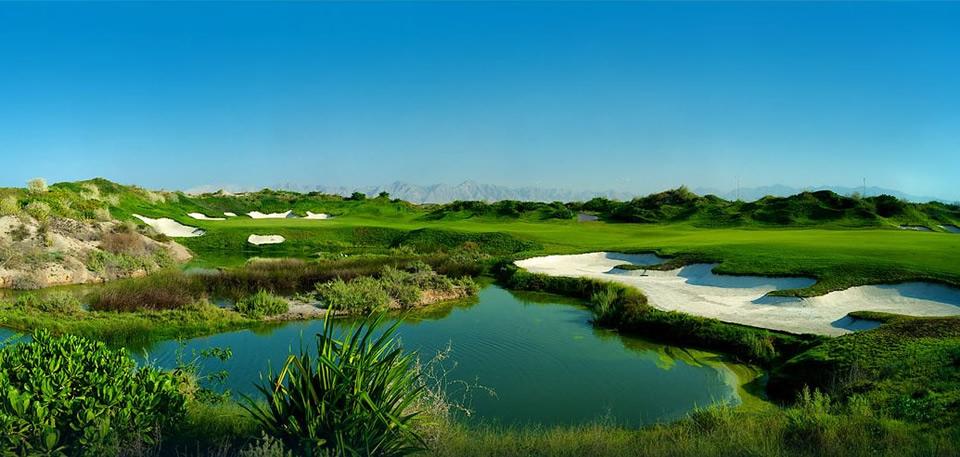Almouj Golf Course