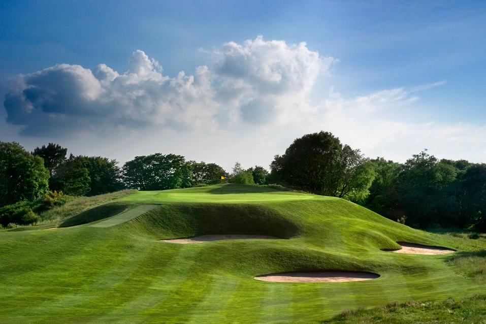 Gleneagles King's Course | Trevino Flight