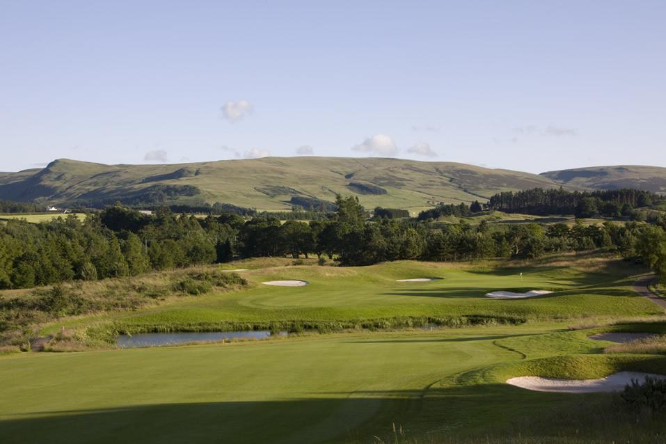 Gleneagles PGA Centenary Course | Palmer Flight