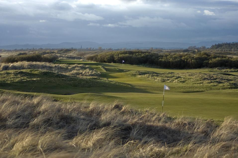 Prestwick Golf Club | Trevino Flight