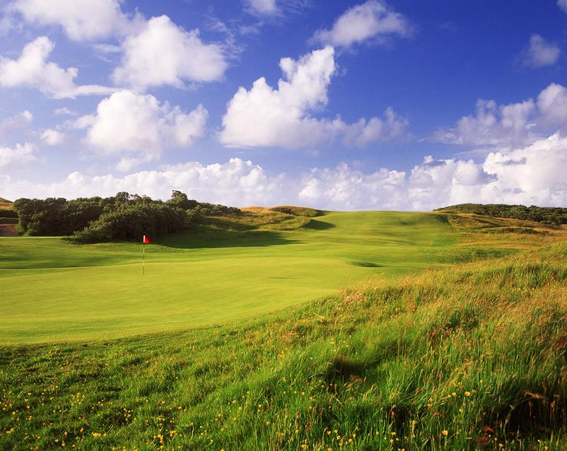 Royal Portrush Golf Club by Aiden Bradley | Trevino Flight