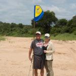 PerryGolf Safari Challenge on Biyamiti River at Jock Safari Lodge