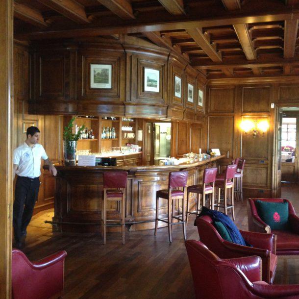 Bar at Villa d'Este Golf Club