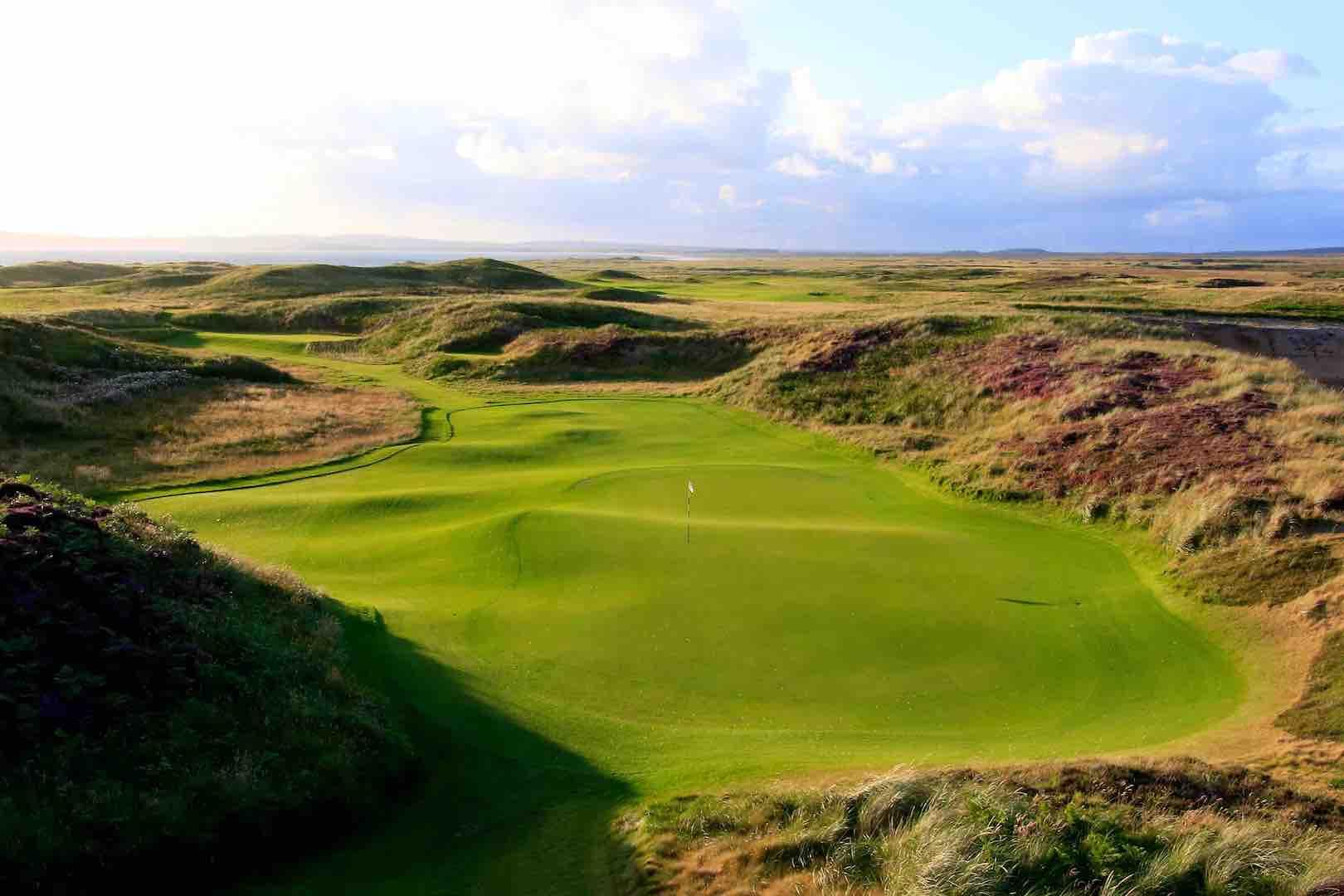 The Machrie, Isle of Islay, Argyll and Bute, Scotland - PerryGolf.com