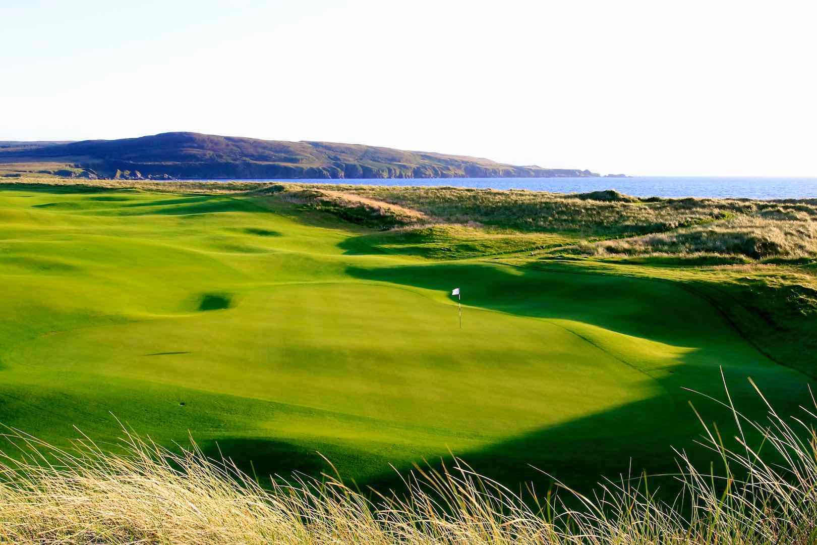 The Machrie, Isle of Islay, Argyll and Bute, Scotland - PerryGolf.com