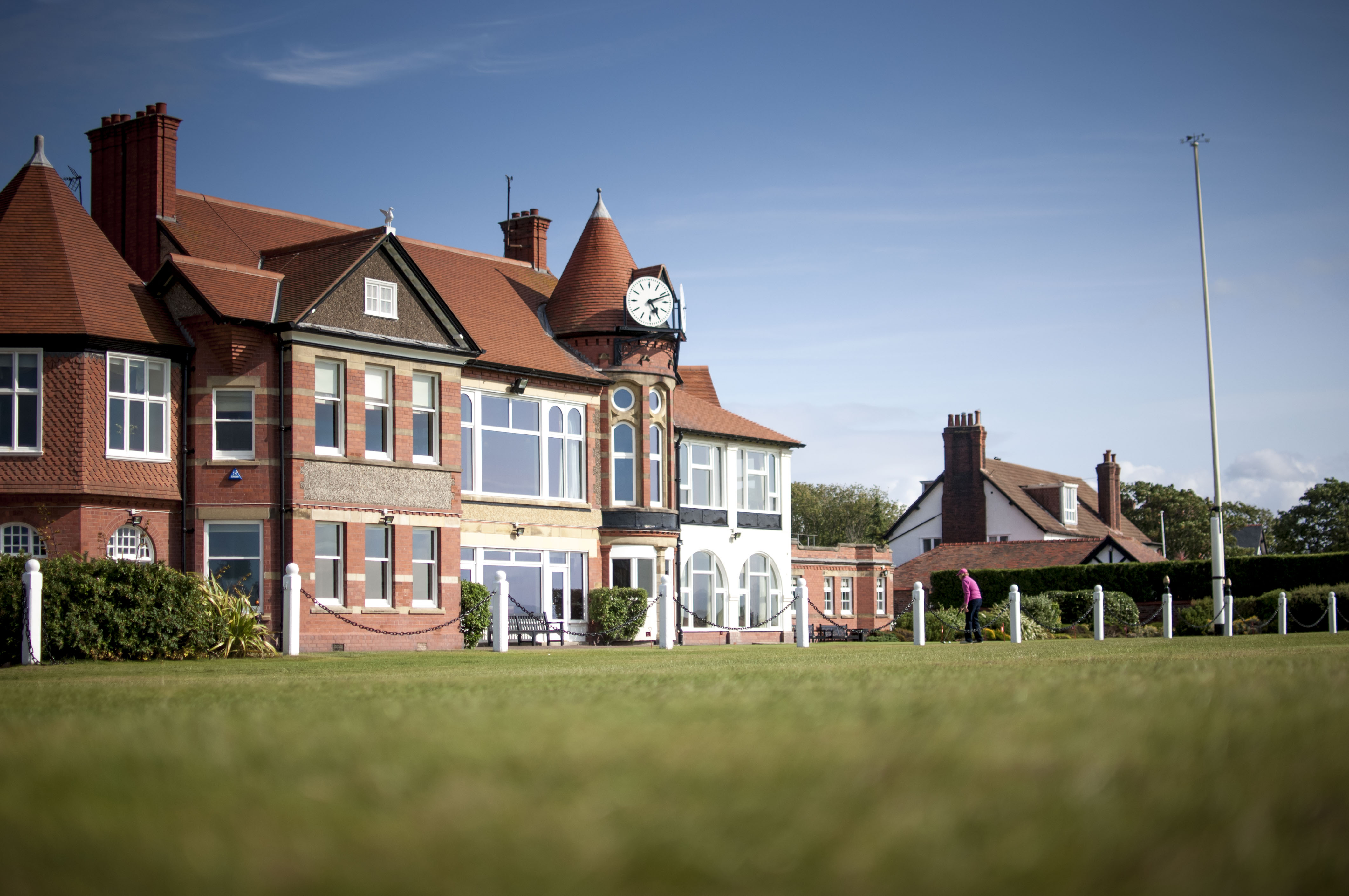 The 151st Open at Royal Liverpool (Hoylake) in 2022 - PerryGolf.com