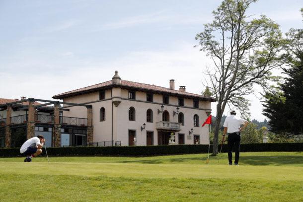 Larrabea Golf - Spain - PerryGolf.com