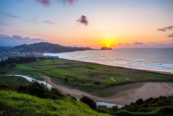 Zarautz Golf - Spain - PerryGolf.com