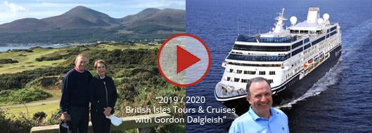 2019/2020 British Isles Tours & Cruises - PerryGolf.com