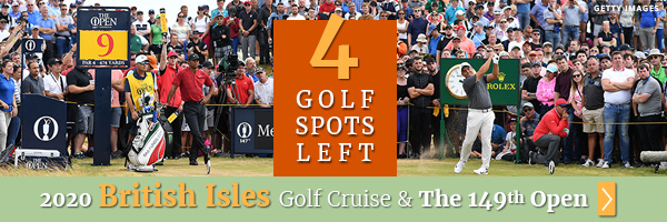2020 The Open at Royal St Georges - PerryGolf.com