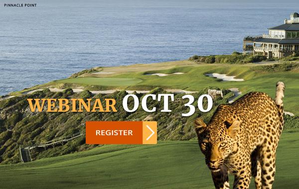 PerryGolf South African Golf Vacation Webinar