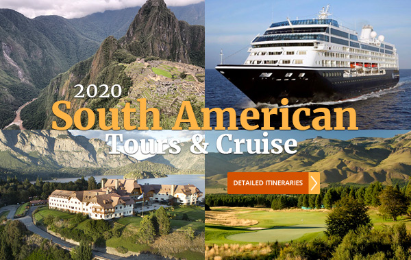 PerryGolf South American Golf Cruises and Escorted Tours