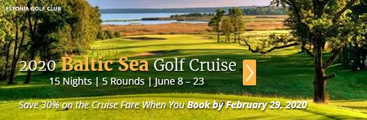 2020 Baltic Golf Cruise Vacation - PerryGolf.com