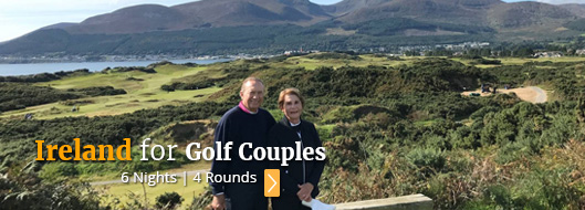 Ireland Custom Tours with PerryGolf