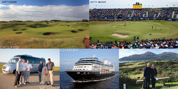 2019 / 2020 British Isles Golf Tours & Cruises - PerryGolf.com