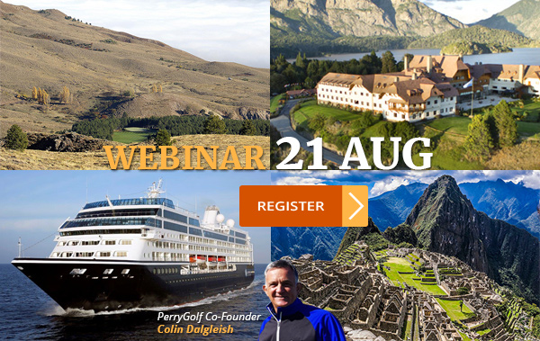 2020 South American Tours & Cruises Webinar August 21 | 2PM EDT