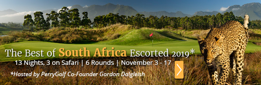 South Africa Escorted Golf Tour 2019 - PerryGolf.com