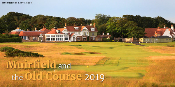 PerryGolf Muirfield and The Old course