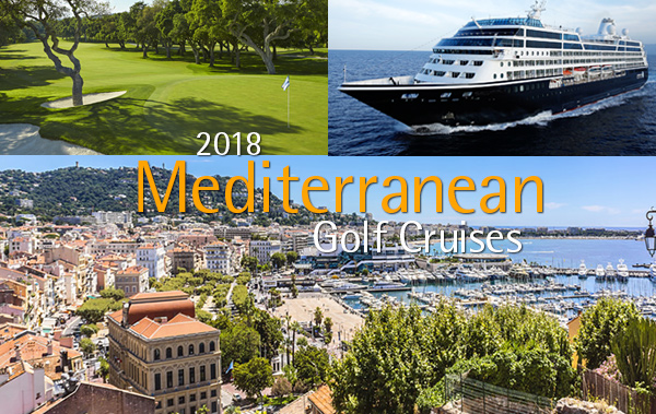 2019 PerryGolf / Azamara Golf Cruise Preview