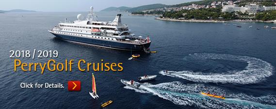 Four 2018 Mediterranean Golf Cruises