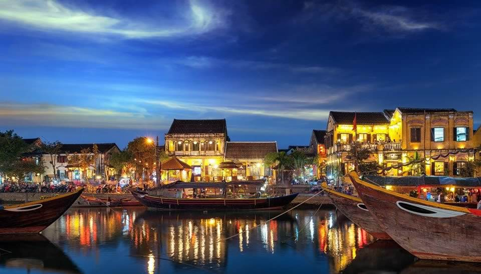 Old Town City Hoi An