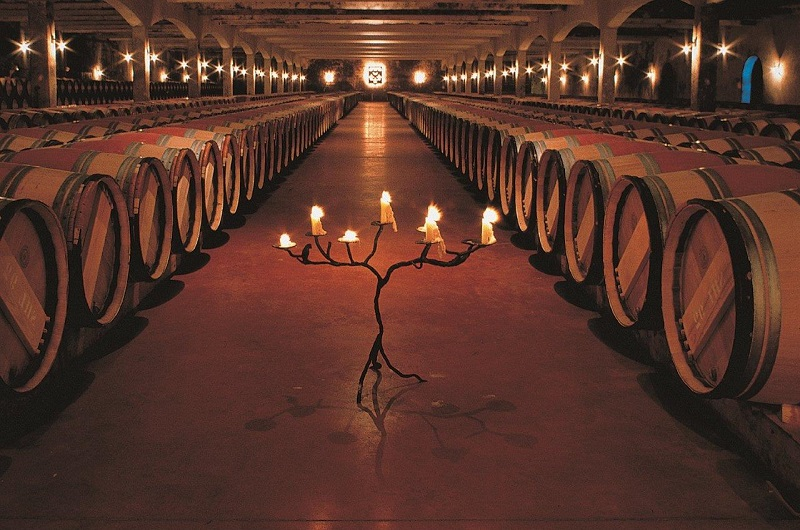 Smith Haut Lafitte Cellar