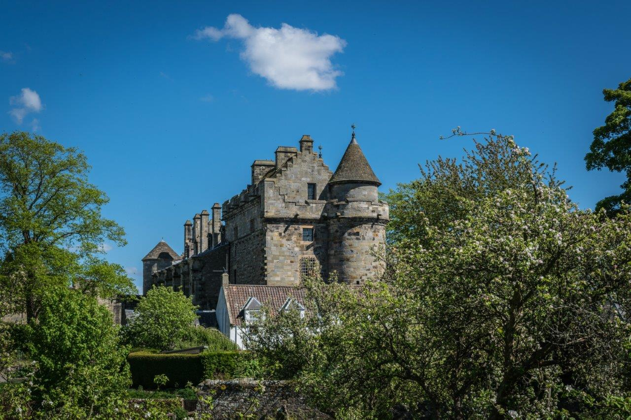 Falkland Palace and Gardens, Scotland