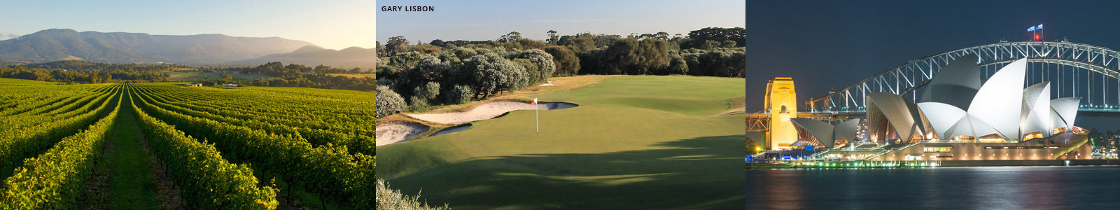 Australia Escorted Golf Vacation 2020