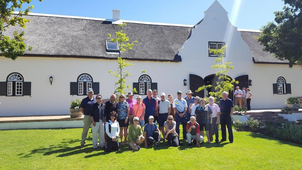 Group Shot in Steenberg