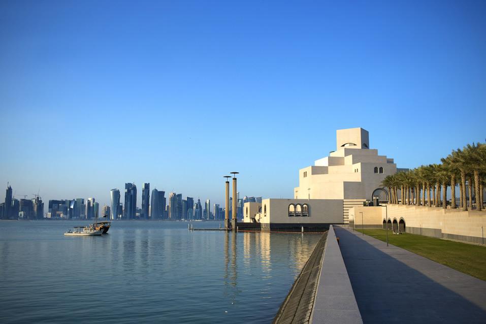 i m pei doha 2019 arabian gulf emirates golf cruise dubai abu dhabi oman