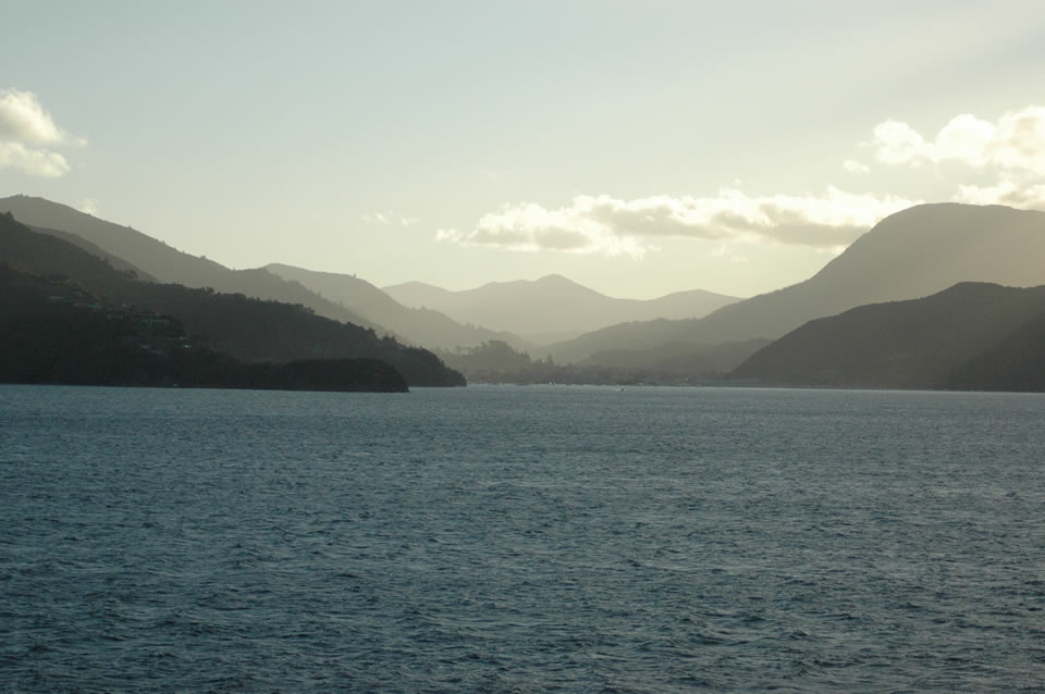 Picton, Queen Charlotte Sounds